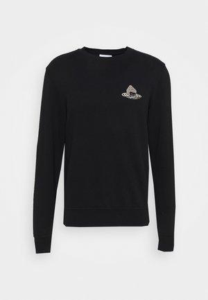 BUDDHA UNISEX - Sweatshirt - black