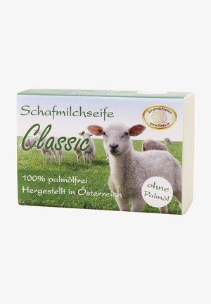 CLASSIC SEIFE MIT LANOLIN UND SCHAFMILCH PALMÖLFREI 150 G  - Soap bar - -