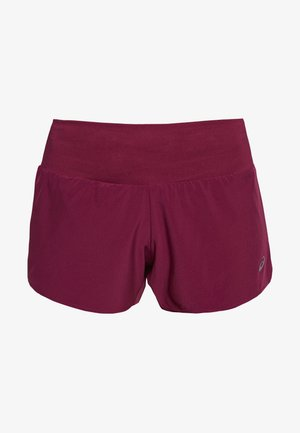ROAD SHORT - Sports shorts - dried berry