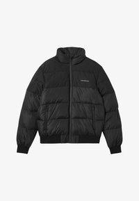 Calvin Klein Jeans - Winter jacket - ck black / mix media - 4