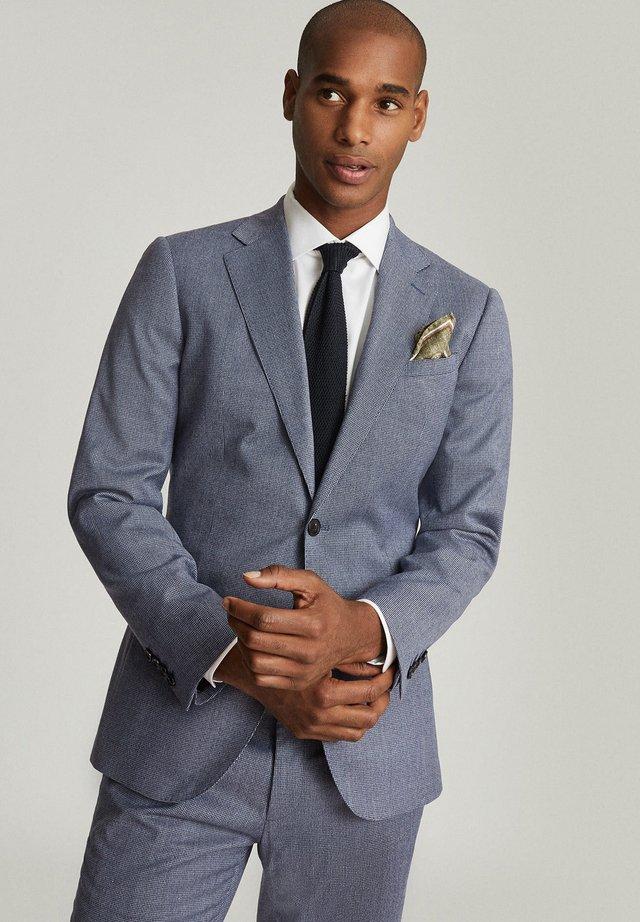 BEN - blazer - light blue
