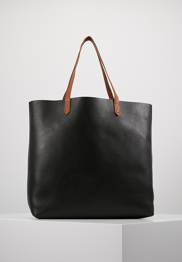 Madewell TRANSPORT TOTE Shoppingveske english saddle