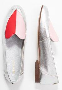 Cosmoparis - VAMOUR - Loafers - argent - 3