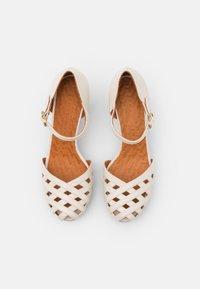 Chie Mihara - IRMA  - Platform heels - freya rice/ada salvia - 5