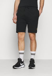Brave Soul - FINNAN SET - Shorts - jet black - 5