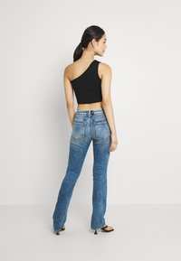 Diesel - D-SLANDY - Bootcut jeans - light blue - 2