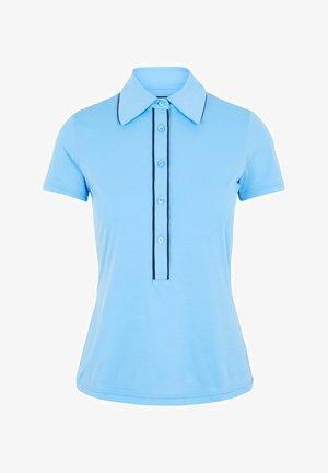 Polo shirt - ocean blue