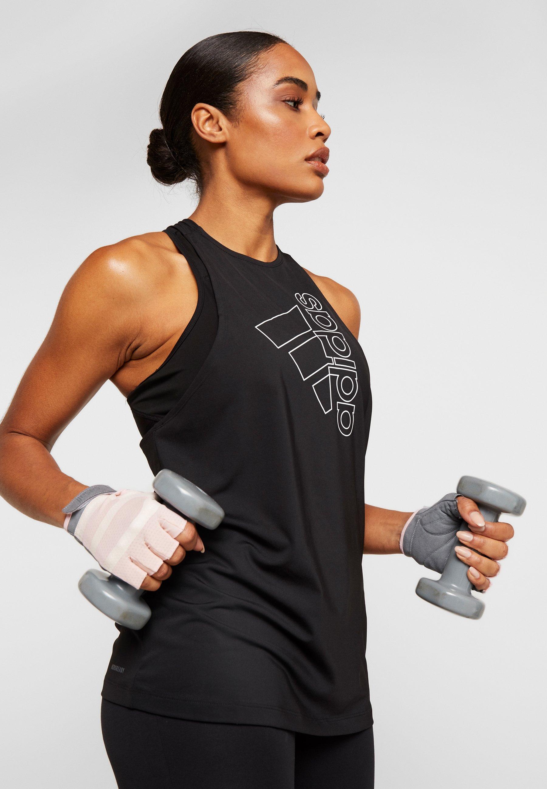 Women EXERCISE GLOVE - Fingerless gloves