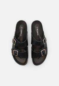 Bianco - BIACEDAAR - Pantofle - black - 3