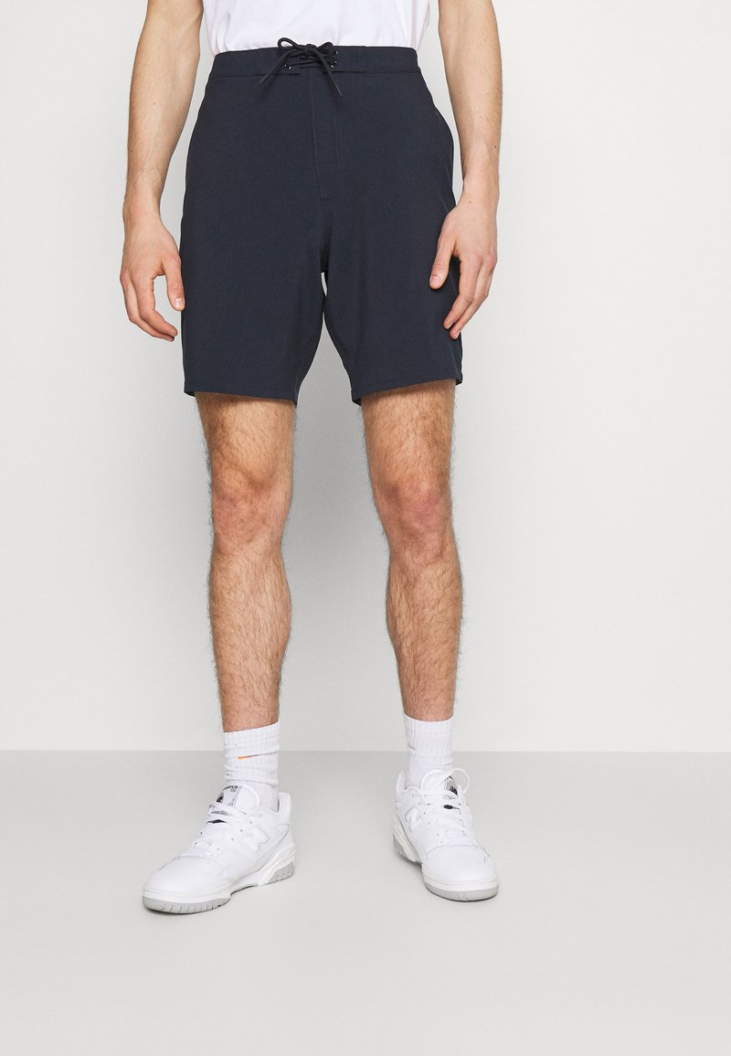 Abercrombie & Fitch - Shorts - navy