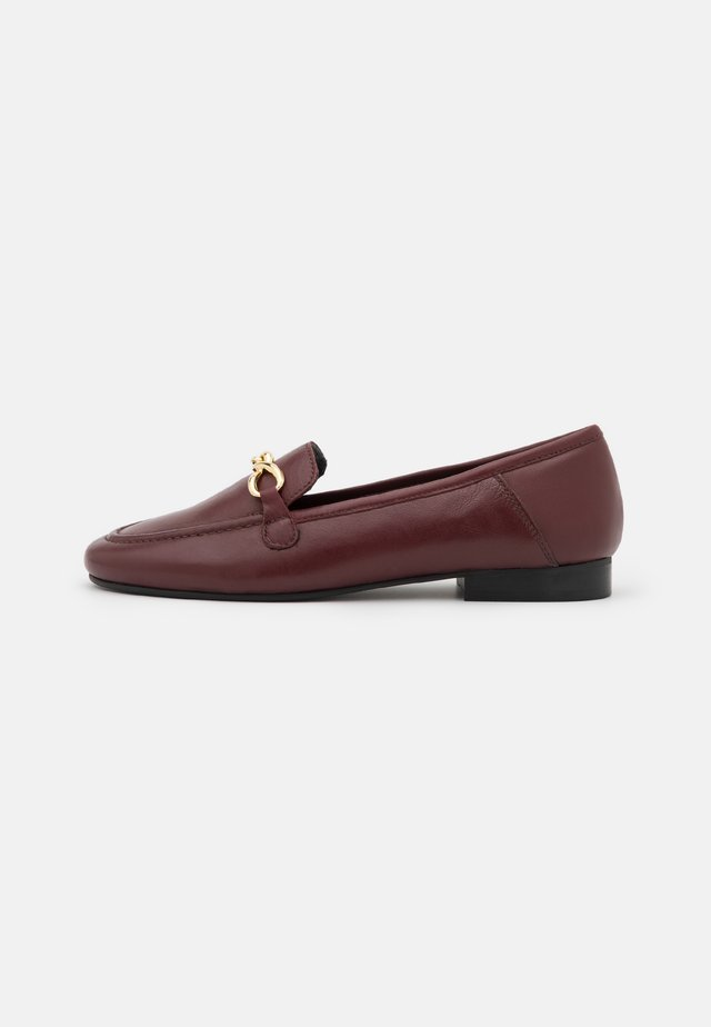 LEXINGTON LOAFER - Instappers - burgundy