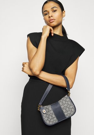 SIGNATURE SWINGER - Sac à main - navy midnight navy