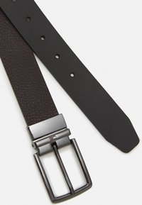 Tommy Hilfiger - DENTON - Belt - black/testa di moro - 3