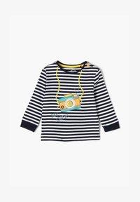 s.Oliver - Long sleeved top - blue stripes - 0