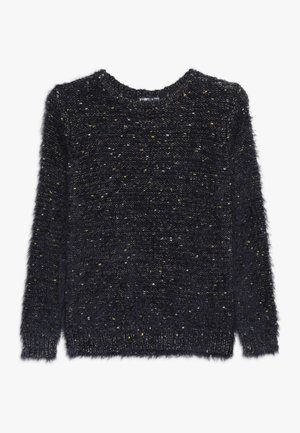 NKFNAILA - Stickad tröja - dark sapphire