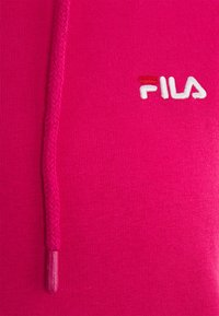 Fila - EDOLIE HOODY - Felpa - pink peacock - 2