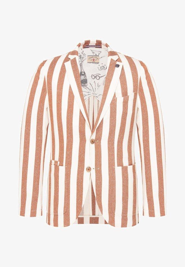 CASEY - Blazer jacket - brown