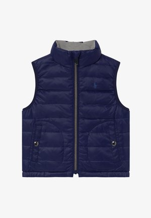 VEST OUTERWEAR - Veste sans manches - french navy/grey
