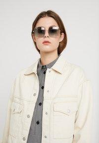 Ray-Ban - SQUARE - Gafas de sol - silver-coloured - 1