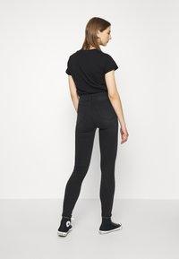 Ivy Copenhagen - ROSIE COOL - Jeans Skinny Fit - black - 2