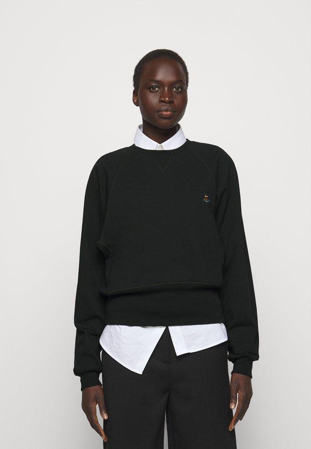 ATHLETIC - Sweatshirt - black