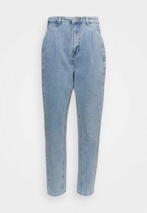 VINTAGE MOM  - Skinny džíny - blue