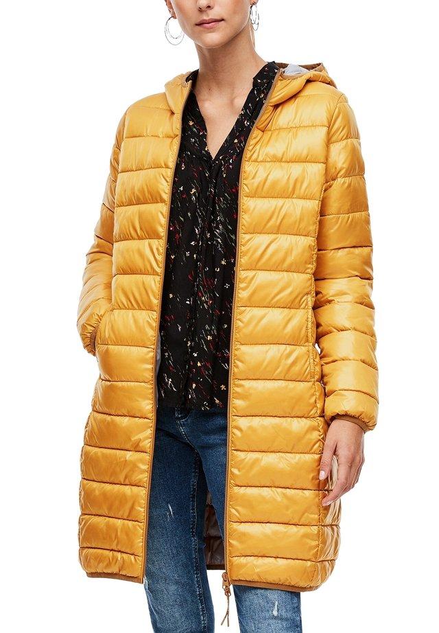 OUTDOOR - Winter coat - golden yellow