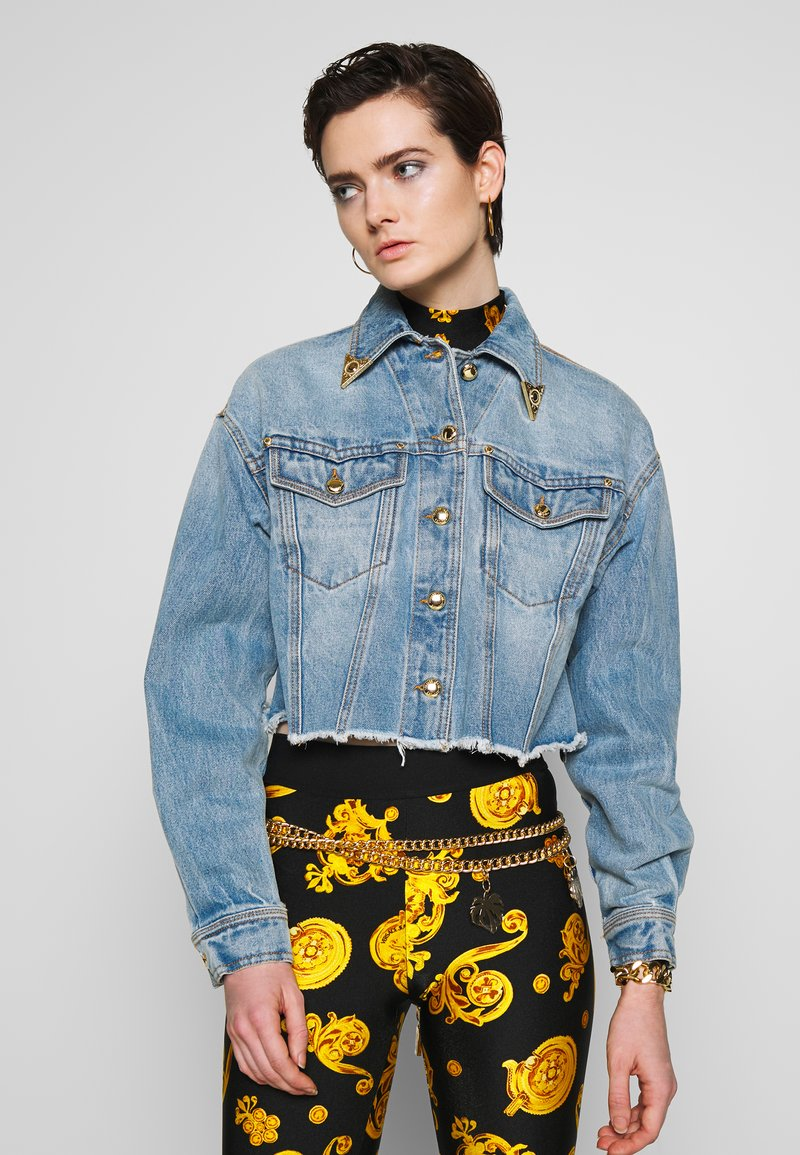 Versace Jeans Couture - Denim jacket - indigo