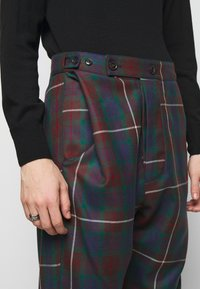 Vivienne Westwood - ALCOHOLIC TROUSERS - Trousers - brown - 4