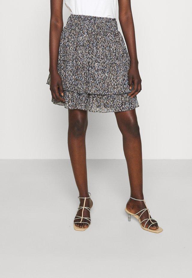 VERVAIN ESTELLA SKIRT - Mini skirt - brown