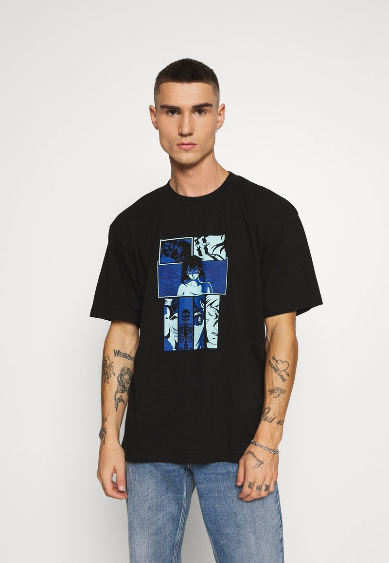 Edwin - HIGH FANTASY TS - T-shirts print - black