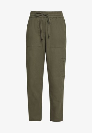 KAPOCKY PANTS - Trousers - grape leaf