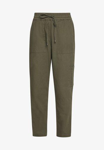 KAPOCKY PANTS - Trousers - grape leaf