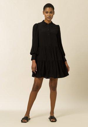 MARLA - Shirt dress - black