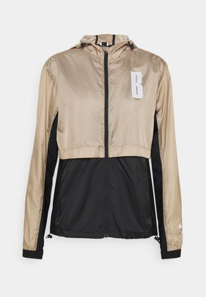 NIGHT JACKET - Chaqueta de deporte - cornstalk