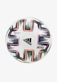 adidas Performance - UNIFO COM - Fotbal - white/black - 2