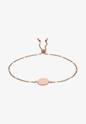 Bracelet - rose-coloured