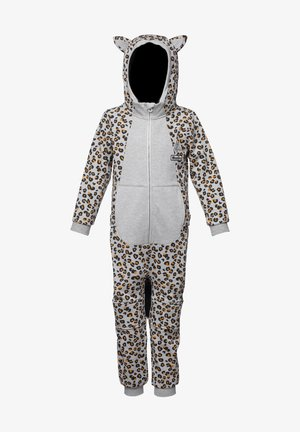 CHEETADO  - Jumpsuit - leoprint grey