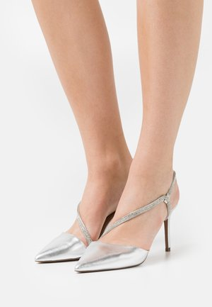 MANDELL - Classic heels - silver