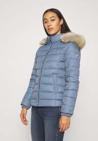Tommy Jeans - BASIC - Down jacket - faded ink - 0