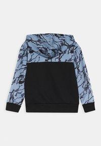 Hummel - NILAR ZIP HOODIE - Zip-up hoodie - black - 1