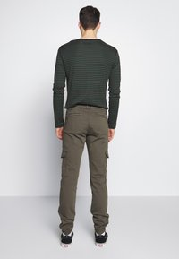 Cars Jeans - JEREZ - Cargo trousers - army - 2