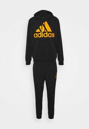SET - Dres - black/semi solar gold