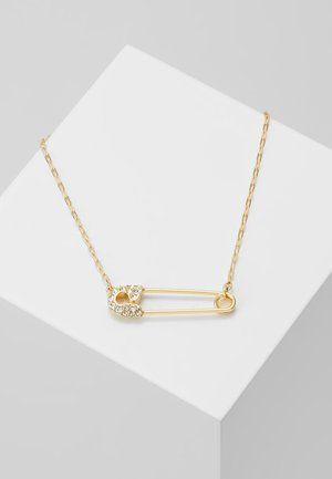 SO COOL PENDANT SAFETYPIN - Ketting - gold-coloured