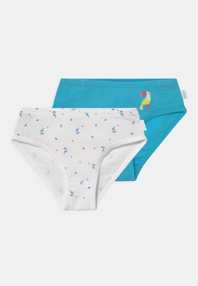 KIDS 2 PACK - Slip - blue