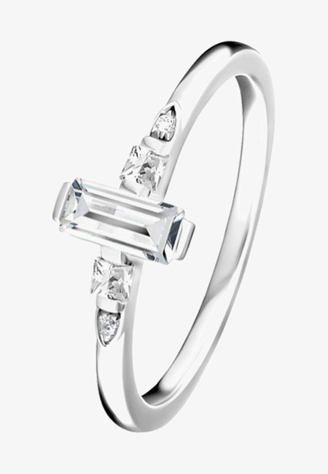 BAGUETTE - Ring - silver-coloured