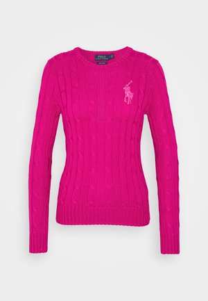 LONG SLEEVE - Strickpullover - accent pink