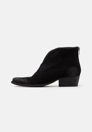 WEST - Ankle boot - marvin nero