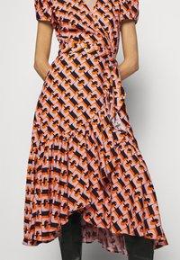 Diane von Furstenberg - VIENNA - Vapaa-ajan mekko - orange - 7