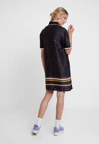 Benetton - DRESS - Shirt dress - blue - 3